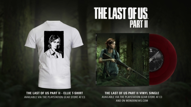The Last of Us Part II PlayStation Gear Store E3 2018