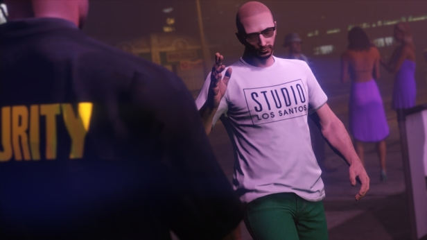 Grand Theft Auto Online Studio Los Santos T-shirt