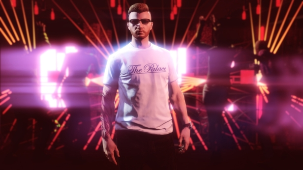 Grand Theft Auto Online The Palace T-shirt