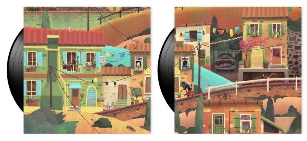Old Man's Journey soundtrack vinyl 02