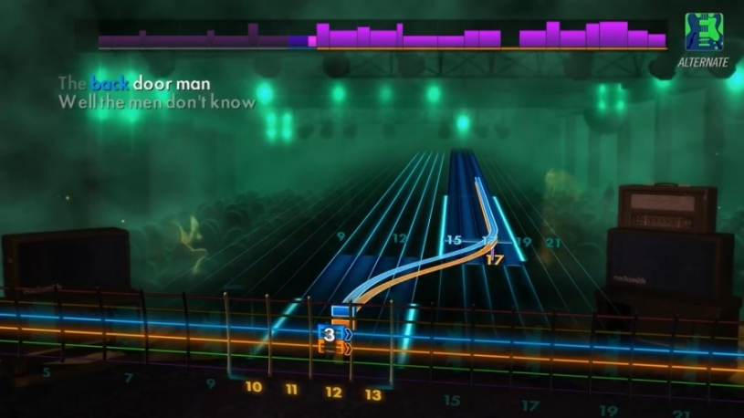 Rocksmith 2014 Remastered 14th August DLC Blues Song Pack II