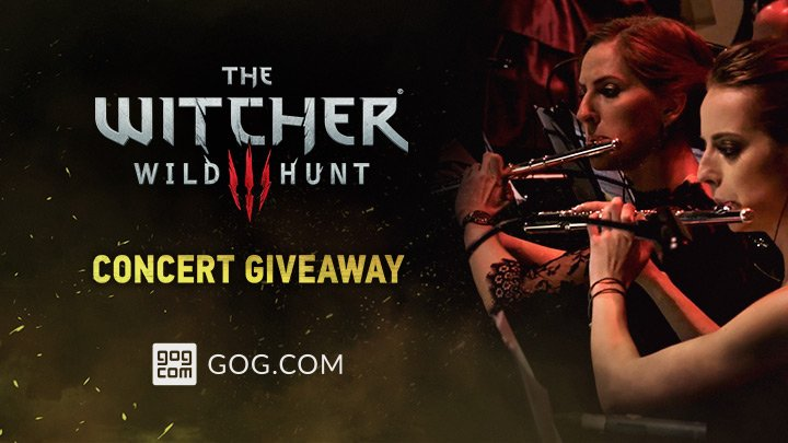 GOG is giving away The Witcher 3: Wild Hunt Concert for free