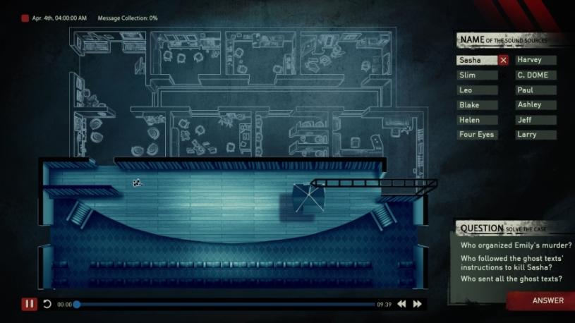 NEXT Studios announces audio-driven narrative-based detective game