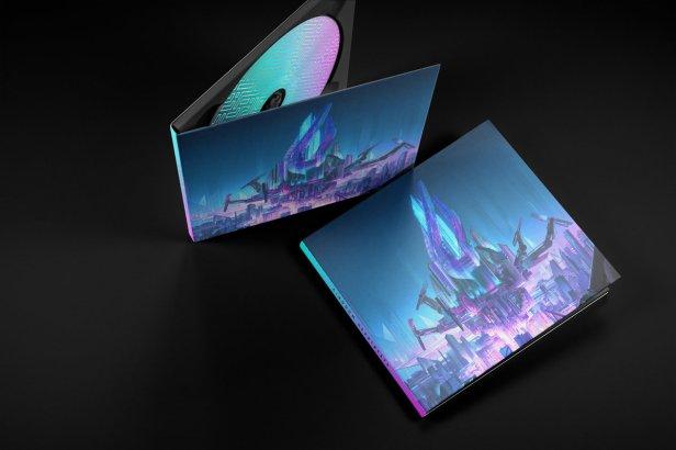 Kingdom Heartbeats CD digipak