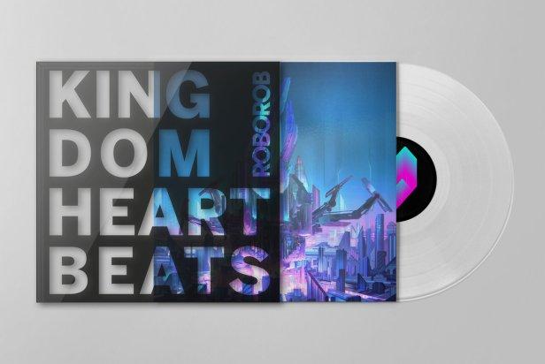 Kingdom Heartbeats translucent vinyl