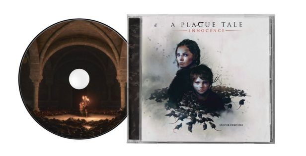 A Plague Tale - Innocence soundtrack CD