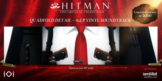 Hitman - The Critical Collection interior