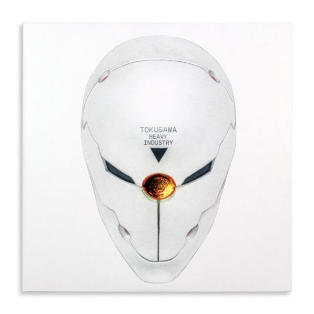 Metal Gear Solid soundtrack vinyl Grey Fox Edition