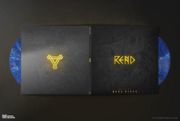 Rend soundtrack 2xLP vinyl