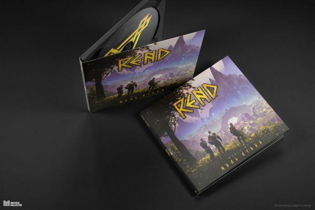 Rend soundtrack CD