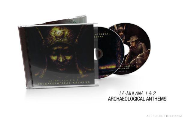 La-Mulana 1+2 - Archaeological Anthems 2-CD soundtrack