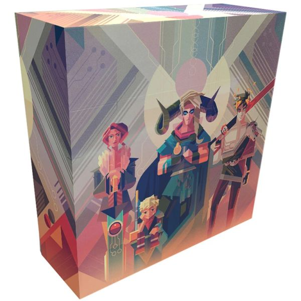 Supergiant - the 10th Anniversary Collection box set