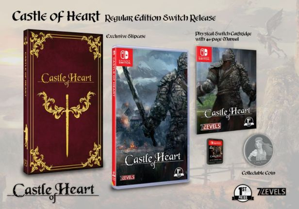 Castle of Heart - regular edition