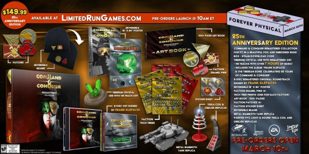 Command & Conquer Remastered Collection - 25th Anniversary Edition