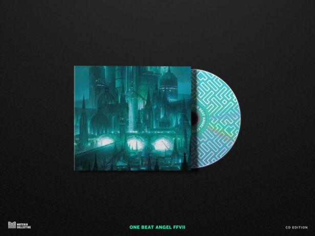 ONE BEAT ANGEL FFVII CD