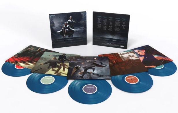 Dishonored - The Soundtrack Collection 5xLP