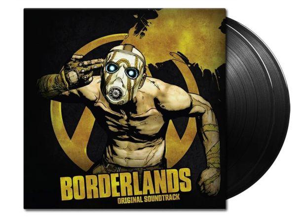 Borderlands 2xLP soundtrack