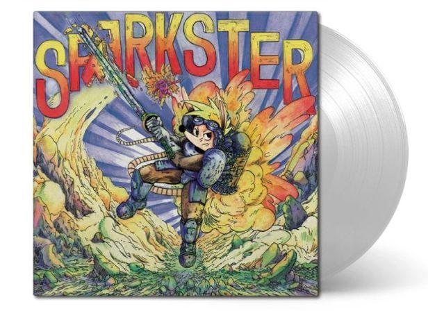 Sparkstar soundtrack vinyl