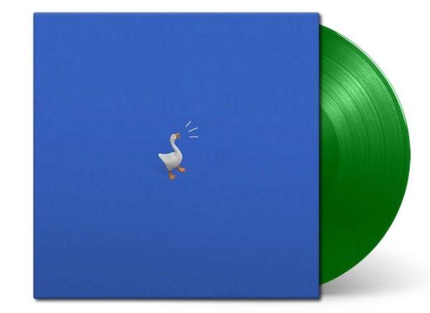 Untitled Goose Game soundtrack vinyl