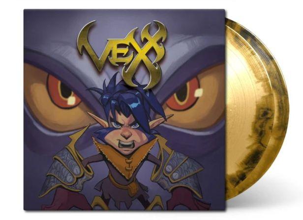 Vexx 2xLP soundtrack