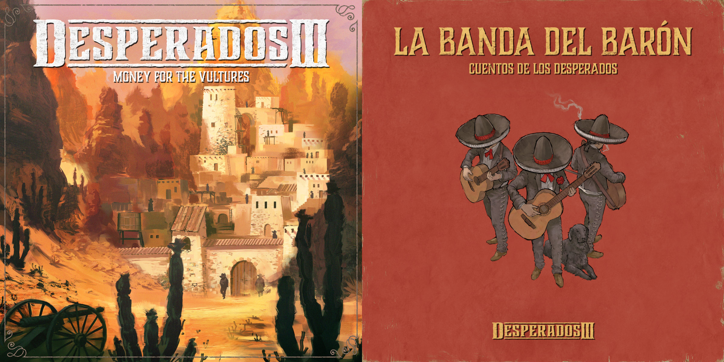 Desperados III Soundtrack Download